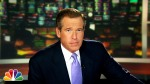 Brian Williams of NBC Nightly News