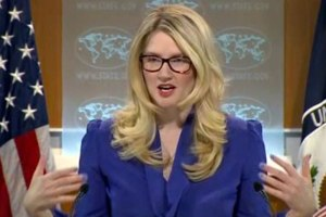 Marie Harf - State Department Spokesperson