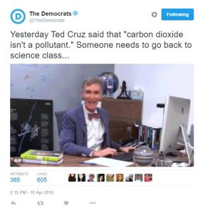 Dumbass-tweet-dems-science