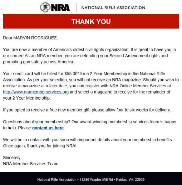 NRA_Membership