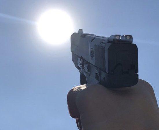 Shoot the sun