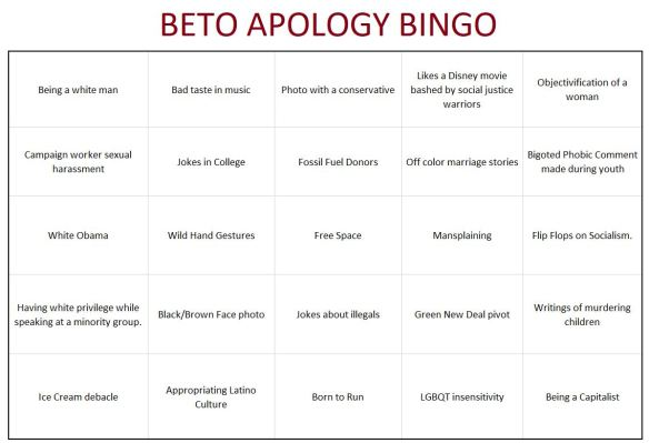 beto_apology_bingo